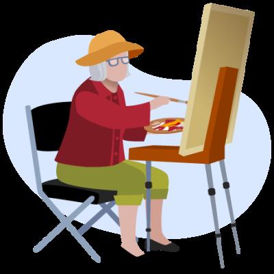 Как рисовать тело человека