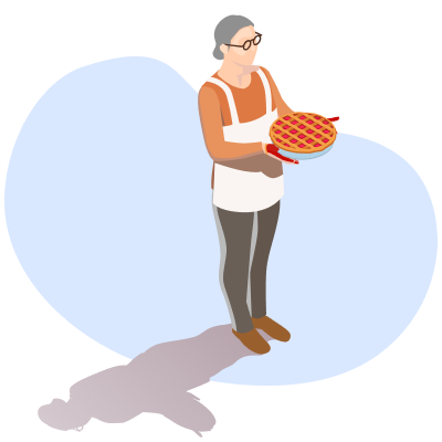 Рецепт пасхального кулича на дрожжах