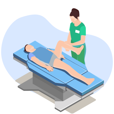 Восстановительный массаж ног урок 1