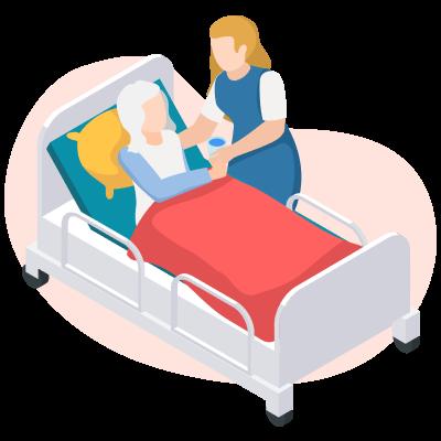 Профилактика и лечение пролежней