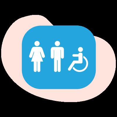 Мобильный туалет для пожилых людей: 3 основные разновидности