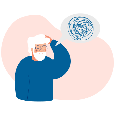 10 тревожных признаков деменции